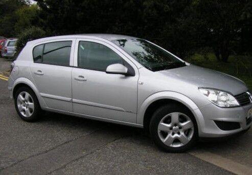 Vauxhall Opel Astra H MK5 04-09 Puerta Ala Espejo Cromo Cubierta Reino Unido LHS