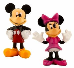 Mickey Minnie Mouse and Friends Action Figure Figurines Topper Decor Toys Doll