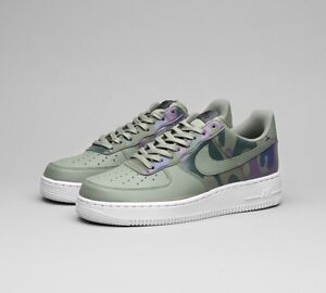 3933aea41dbd Nike Air Force 1   039 07 LV8   039 Half Camo  039  Dark Stucco ...