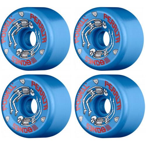 Powell-Peralta-G-Bones-Skateboard-Wheels-Old-School-Re-Issue-Blue-64mm-97A