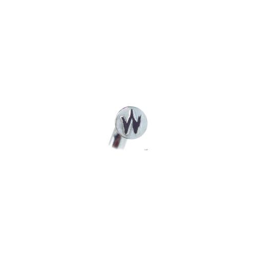 Sac de 50 Wheelsmith SS14 Spokes 2.0 X 252 mm argent
