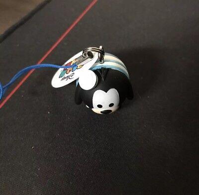Tsum Tsum Konami Arcade Strap Keychain Goofy Angry