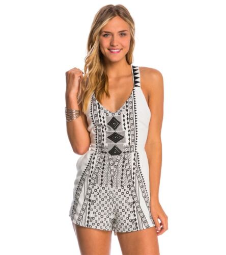 Eco Nwt Taglia Minkpink Large nwt Playsuit Warrior Omen's ~ pagliaccetto 55npqvrBO