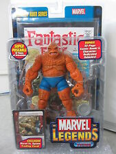 Marvel Legends 11 Series Legendary Riders The Thing Action Figure Toy Biz 2005