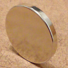 N52 Neodymium Cylindrical (1 x 1/16) inch Cylinder/Disc Magnets.