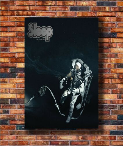 Hot Poster Album Cover Sleep The Sciences Rock Music Metal Band 40x27inch Z2945