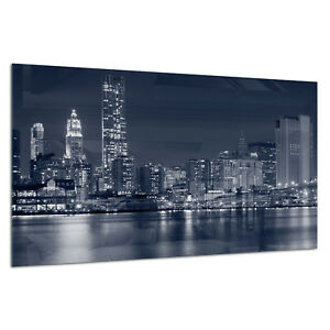 Tempered-Glass-Photo-Print-Wall-Art-Picture-USA-New-York-Bridge-Prizma-GWA0314