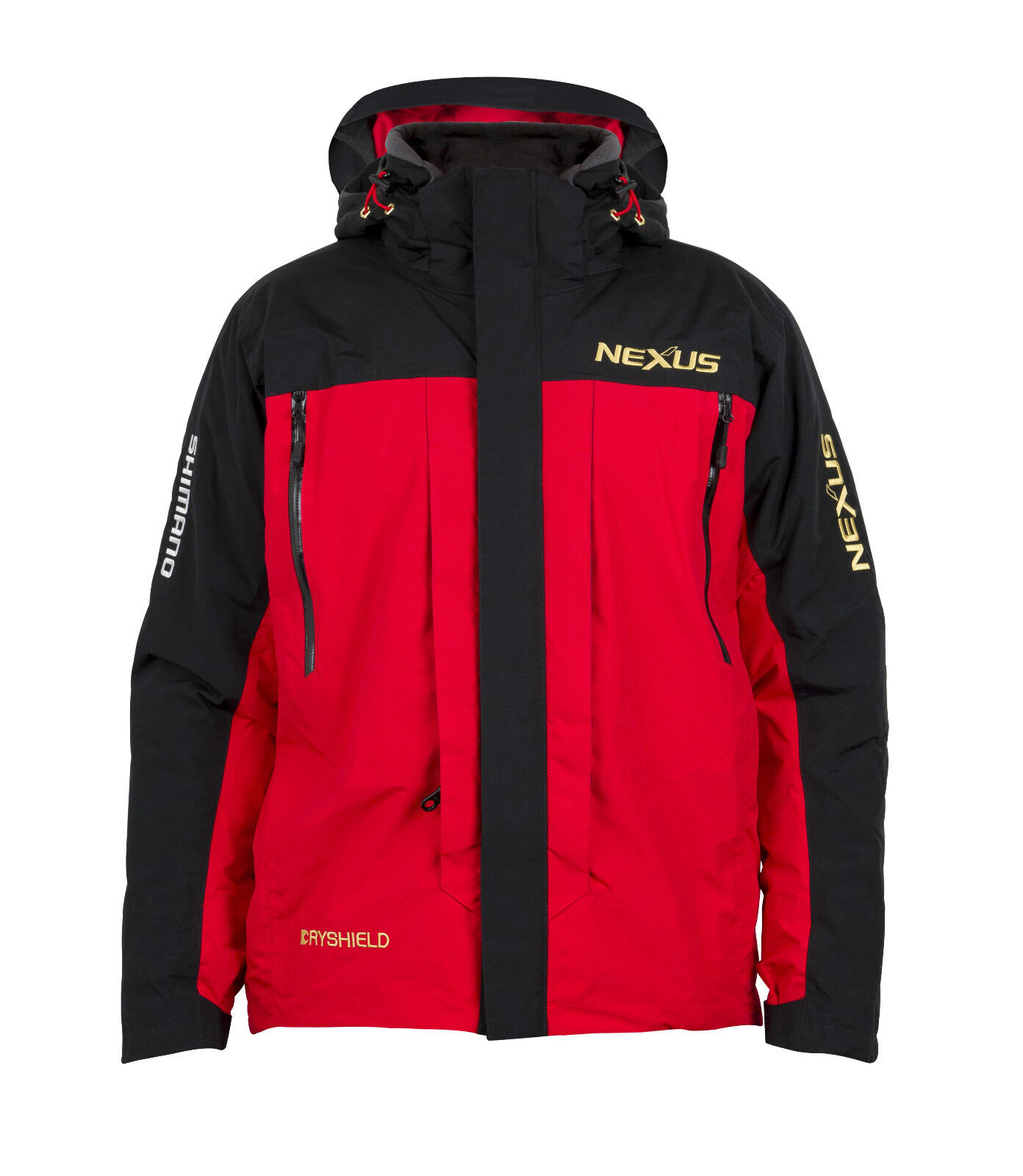 Shimano Nexus Nexus Nexus DS Coldweather Winterjacke Thermojacke Winterbekleidung rot 2d8087