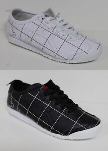 sports shoes e664e 119ed Details about ONITSUKA by ASICS MEXICO 66 DISNEY KIDS SNEAKERS BLACK or  WHITE MICKEY MOUSE