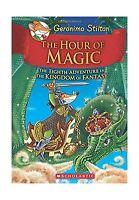 The Hour Of Magic (geronimo Stilton And The Kingdom Of Fantasy ... Free Shipping