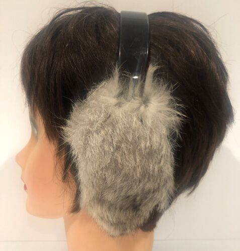 Vintage Rabbit Ear Muffs