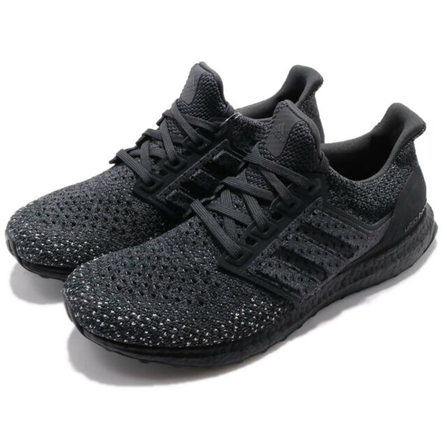 new product f7e0f bd0a9 adidas Ultra BOOST Clima LTD 4.0 Carbon Black Men Running Shoes Sneakers  CQ0022