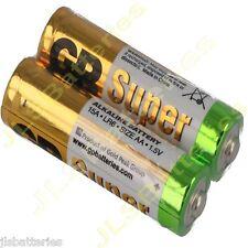 2x AA GP Super Pilas Alcalinas LR6 15a 1.5v DATED 2021 Baterías