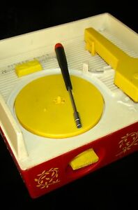 Fisher-Price-MUSIC-BOX-RECORD-PLAYER-REPAIR-TOOL-amp-INSTRUCTIONS-995-amp-2205