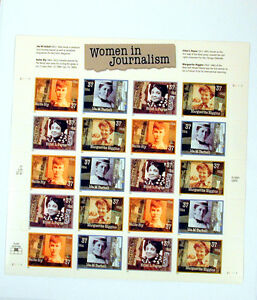 US-Postal-Service-Stamps-Woman-in-Jouralism-Issue-2001
