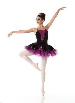 Christmas Lyrical Love Ballet Dance Tutu Costume Adult Large