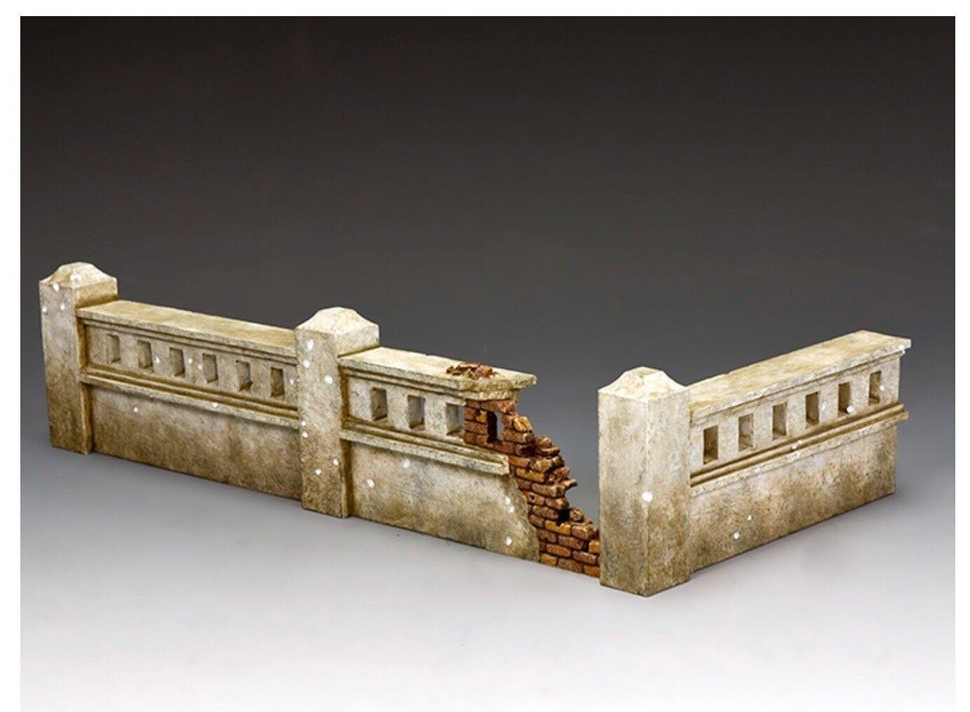 VN032 VN032 Diorama Scenery Walls Set Vietnam WW1 WW2 Napoleonic Etc Mint In Box VN 32