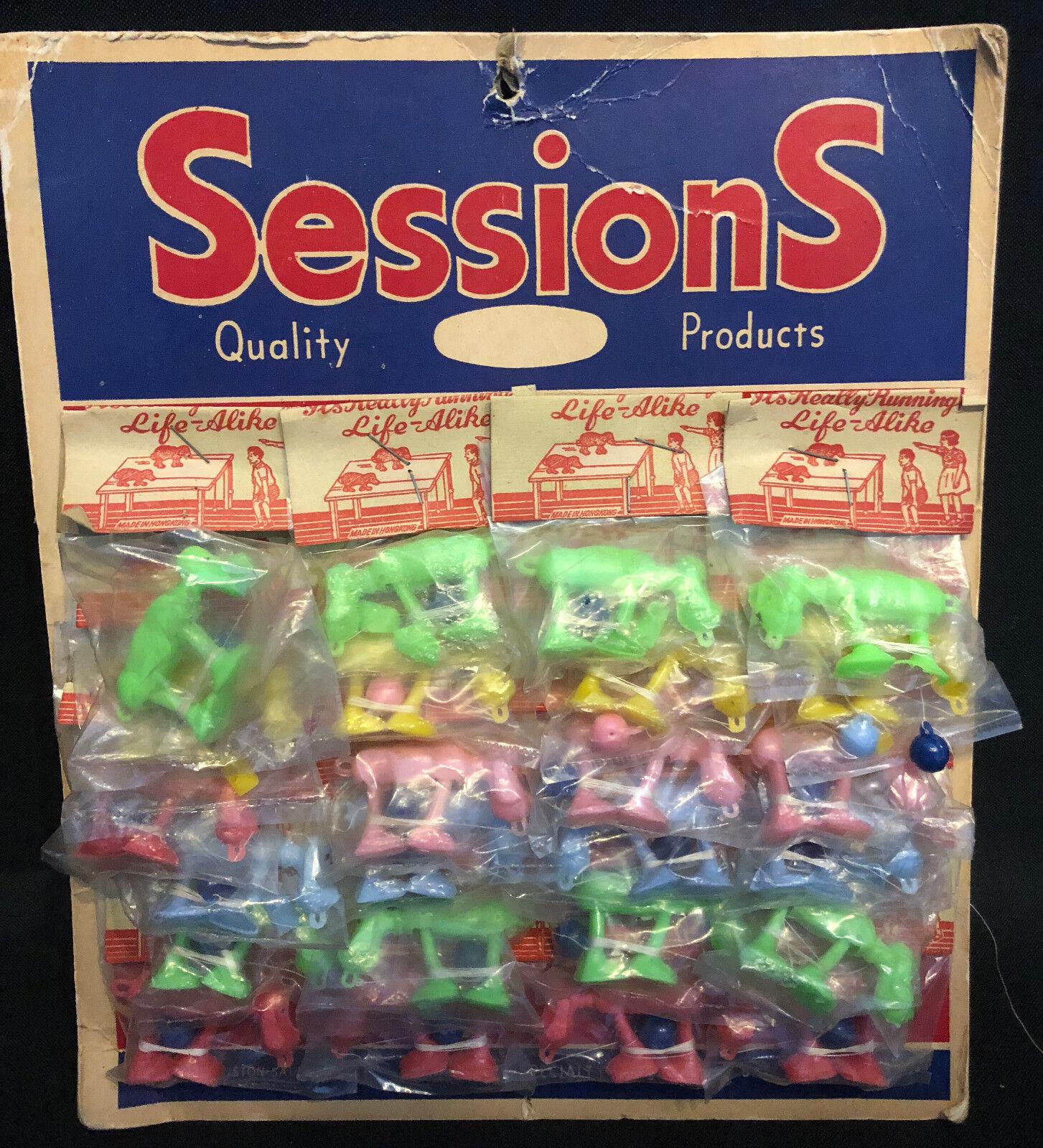 Especialidad de la vida-por igual las sesiones Vintage Perro de juguete de los corrojoores Novedad exhibición de la tienda