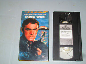 James-Bond-Operation-Tonnerre-Thunberball-VHS-French-Sean-Connery-Teste