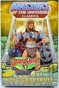 Les Maîtres De L'univers Classics King Grayskull 6 Figurine Action Avec Orbe 27084918397