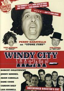Windy City Heat [New DVD] Full Frame, Dolby
