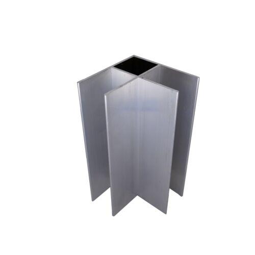 11€//m Alu Spriegel Eck Profil 40cm Bordwand Spriegelbrett