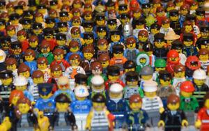 Lego-Minifiguren-5-Original-Lego-Mini-Figuren-gemischt-Figuren-Restposten-Massengut