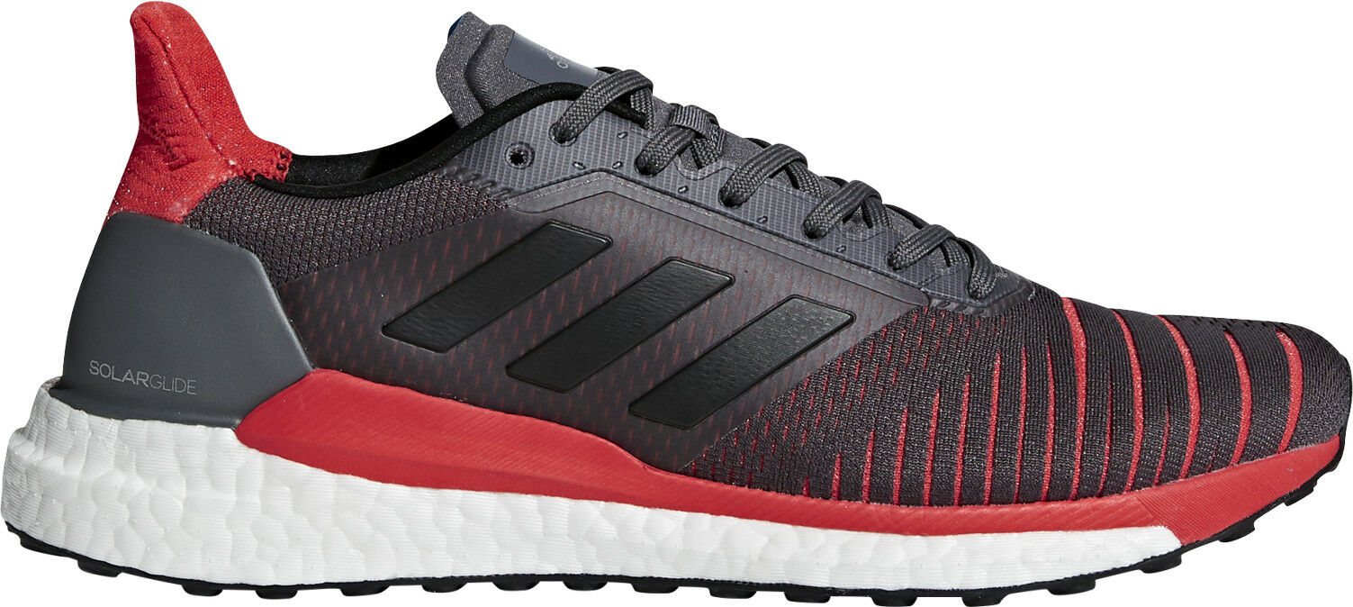 Adidas Solar Glide Boost Mens Running shoes - Grey