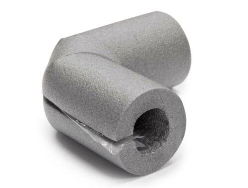 Winkel  90°13mm Isolierstärke selbstklebend Noma Rohrisolierung PE Bogen