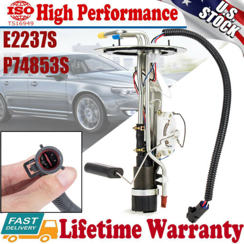 Fuel Pump Assembly For 1999-2004 Ford F150 Heritage XLT XL F250 V8 4.2-4.6-5.4L