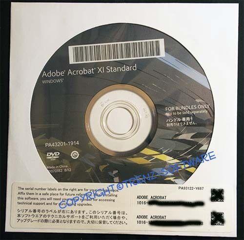 adobe acrobat 11 std download