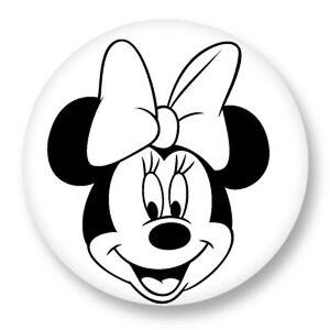 pin button badge 25mm 1 034 bd dessin - Dessin Walt Disney