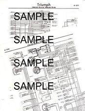 Triumph Spitfire Wiring Diagram 1963 House Wiring Diagram Symbols \\u2022 Triumph TR7 Coil Over Triumph Tr4 Wiring Diagram