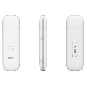 Details about ZTE MF823 USB Broadband modem 4G LTE Mobile Dongle  FDD:B3/B7/B20 (1800/2600/800)