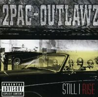 Outlawz, 2pac, 2pac / Outlawz - Still I Rise [new Cd] Explicit