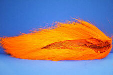 FLUO RED Bucktail Northern  large Wapsi U.S.A