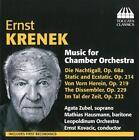 Musik für Kammerorchester von Zubel,Kovacic,Hausmann (2012)