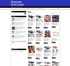 DESIGNER-SUNGLASSES-WEBSITE-FULLY-STOCKED-1-YEARS-HOSTING-DOMAIN