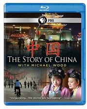 The Story of China with Michael Wood (Blu-ray Disc, 2017, 2-Disc Set)