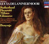 Joan Sutherland, G. Donizetti - Lucia Lammermoor [new Cd] Holland - Import on Sale