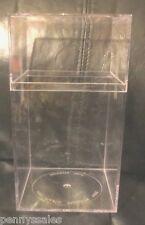 Acrylic Beanie Baby Display/Storage Case