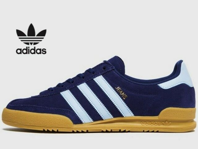 adidas Originals Jeans Suede Trainer