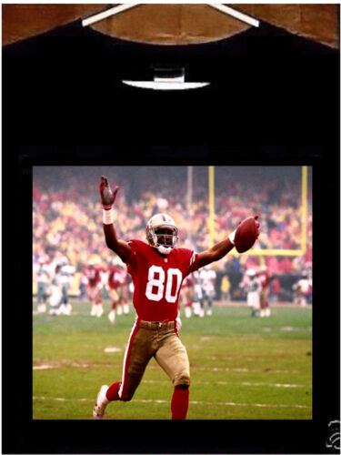 Jerry Rice T Shirt; Jerry Rice Tee Shirt