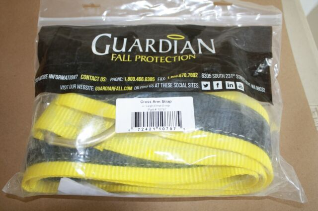 Guardian Fall Protection 10787 Premium 6foot Crossarm Straps With Large And for sale online