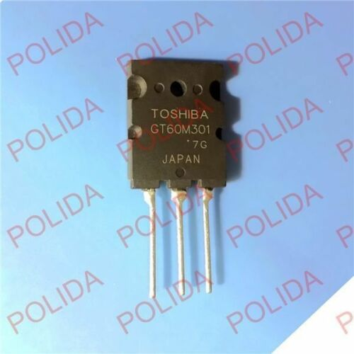 1PCS IGBT Transistor TOHSIBA TO-3PL GT60M301