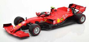 Ferrari SF1000 Charles Leclerc Österreich / Austria 2020 - 1:18 Burago