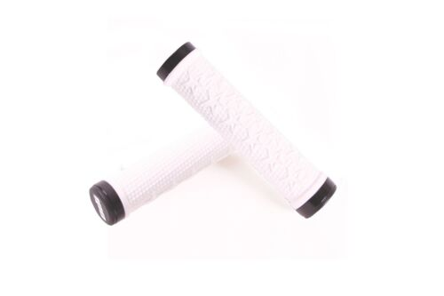 ODI Maris Stromberg/'s The Machine Flangeless Lock-on Grips 143mm White