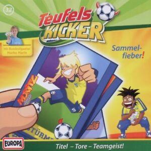 CD-TEUFELSKICKER-HORSPIEL-032-SAMMELFIEBER-NEU-OVP