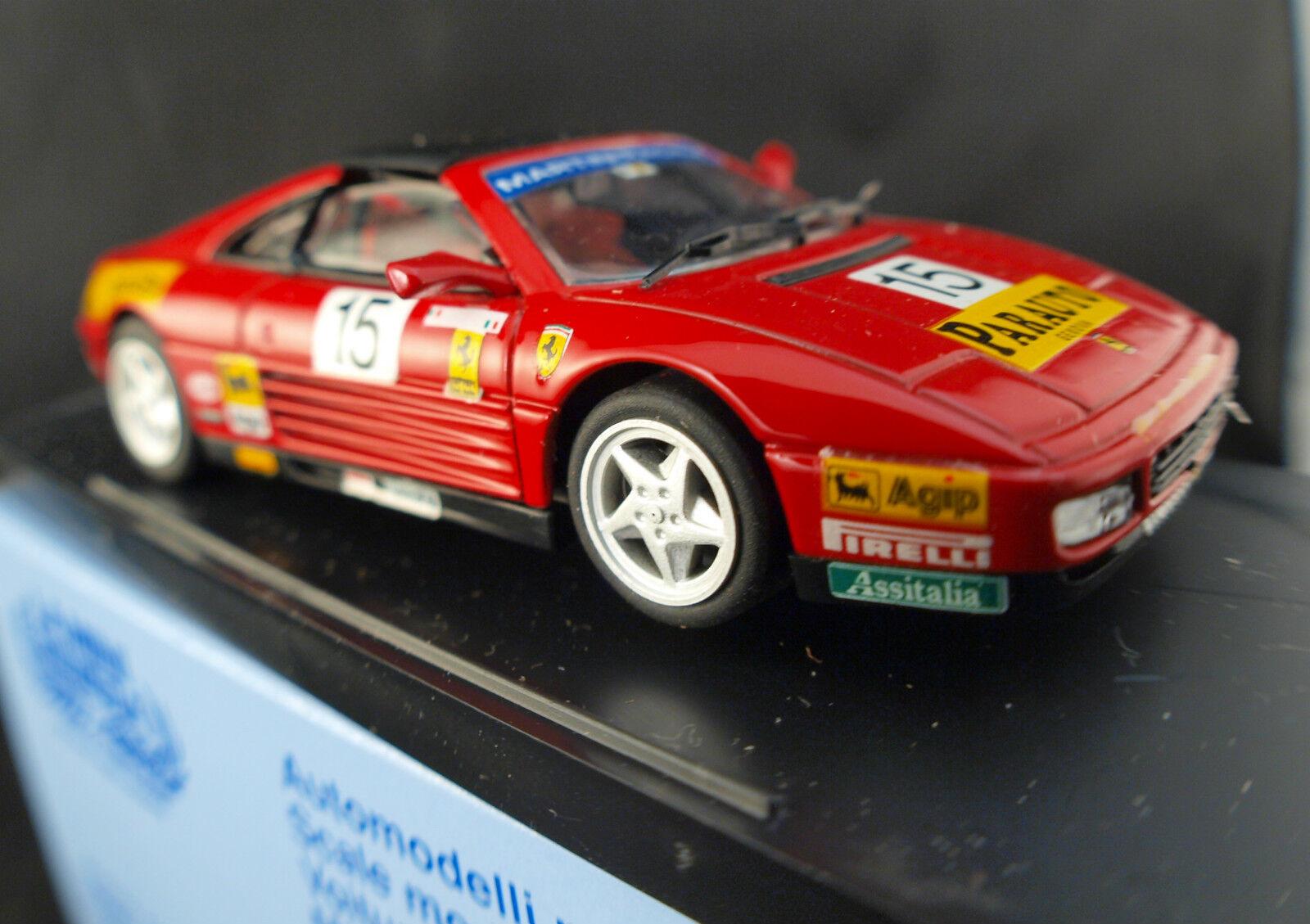La Mini Minera 9315◊ Ferrari 348 Challenge 93' 93' 93' Diego Feola◊1 43 boxed  boîte MIB 3c0df6