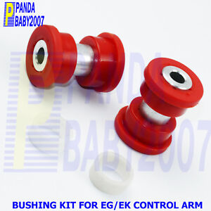 2Kit-PUR-BUSHING-SLEEVE-FOR-Acura-INTEGRA-HONDA-CIVIC-EG-EK-REAR-CONTROL-ARM-RD